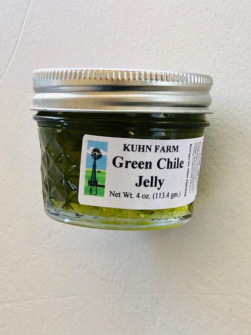 Kuhn Farm Green Chile Jelly
