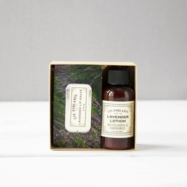 Los Poblanos Lavender Duo Gift Set