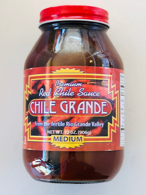 Chile Grande Premium Red Chile Sauce