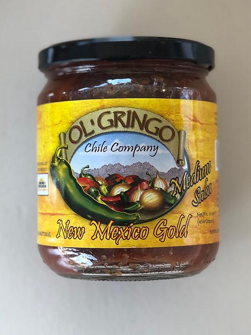 Ol' Gringo New Mexico Gold Salsa