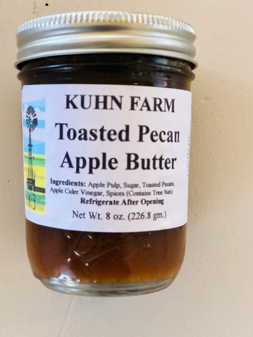 Kuhn Farm Toasted Pecan Apple Butter