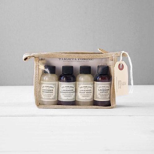 Los Poblanos Lavender Traveler Gift Set