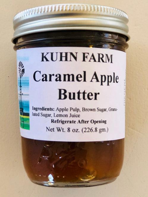 Kuhn Farm Caramel Apple Butter