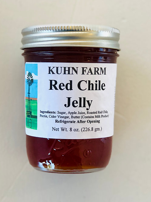 Kuhn Farm Red Chile Jelly