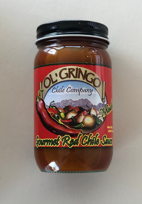 Ol' Gringo Red Chile Sauce