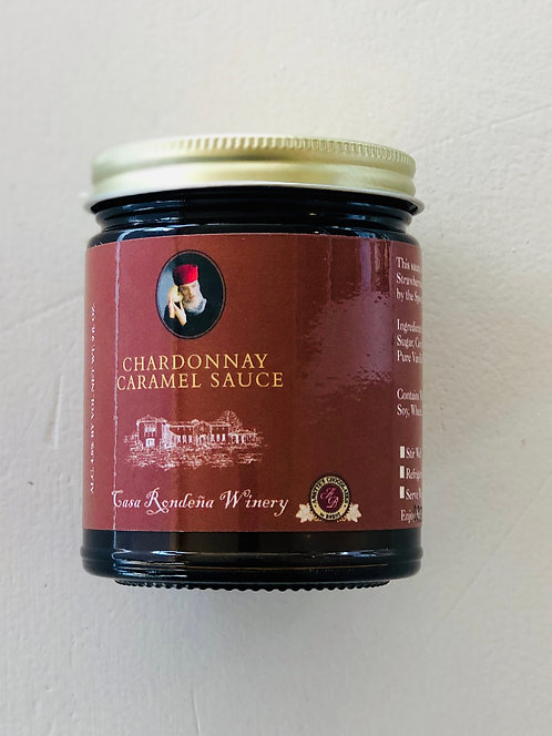 Casa Rondena Chardonnay Caramel Sauce