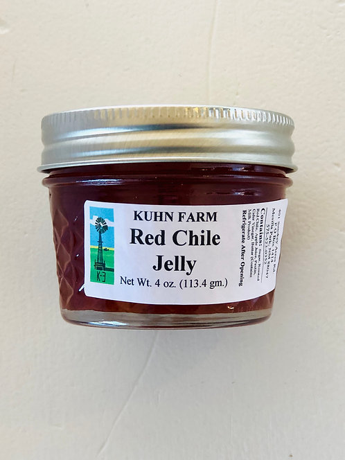 Kuhn Farm Red Chile Jelly (Small)