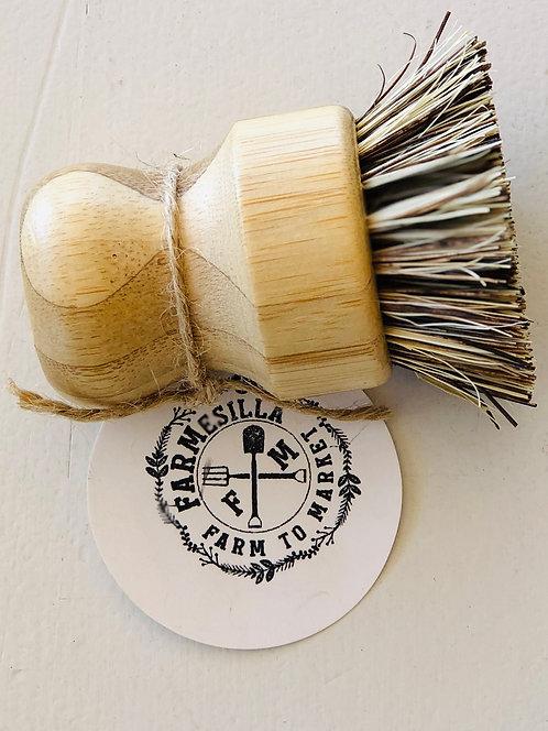 FARMesilla Eco Friendly Short Brush