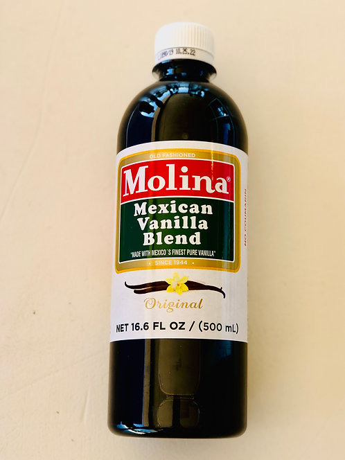 Molina Vanilla (Natural) (500ml)