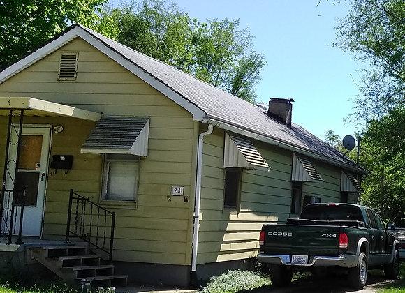 24 Cahokia Street, Cahokia, IL.