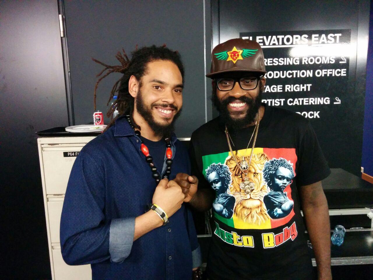 Tarrus Riley & Steve Hendrix @ Reggae Fever