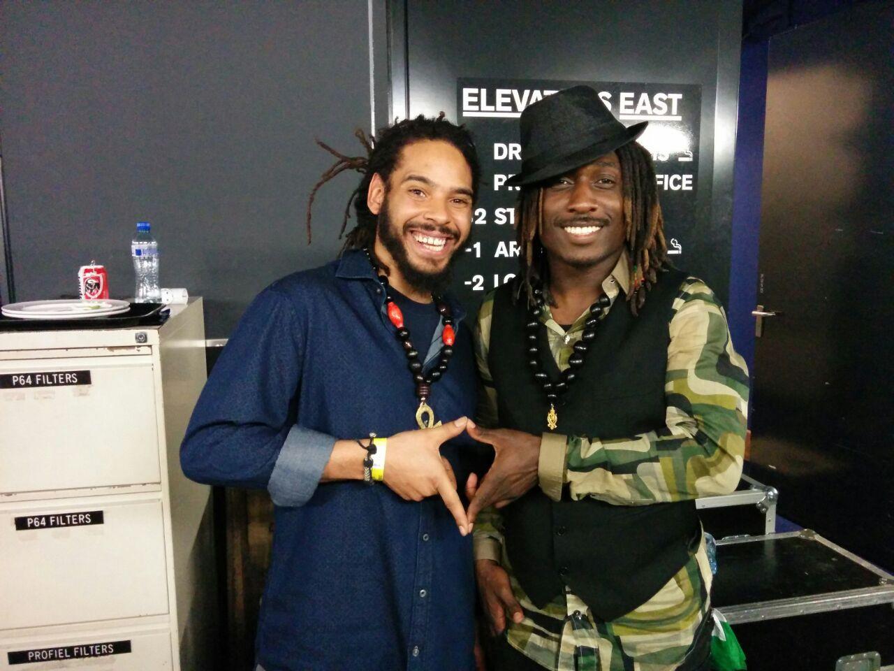 Joggo & Steve Hendrix @ Reggae Fever