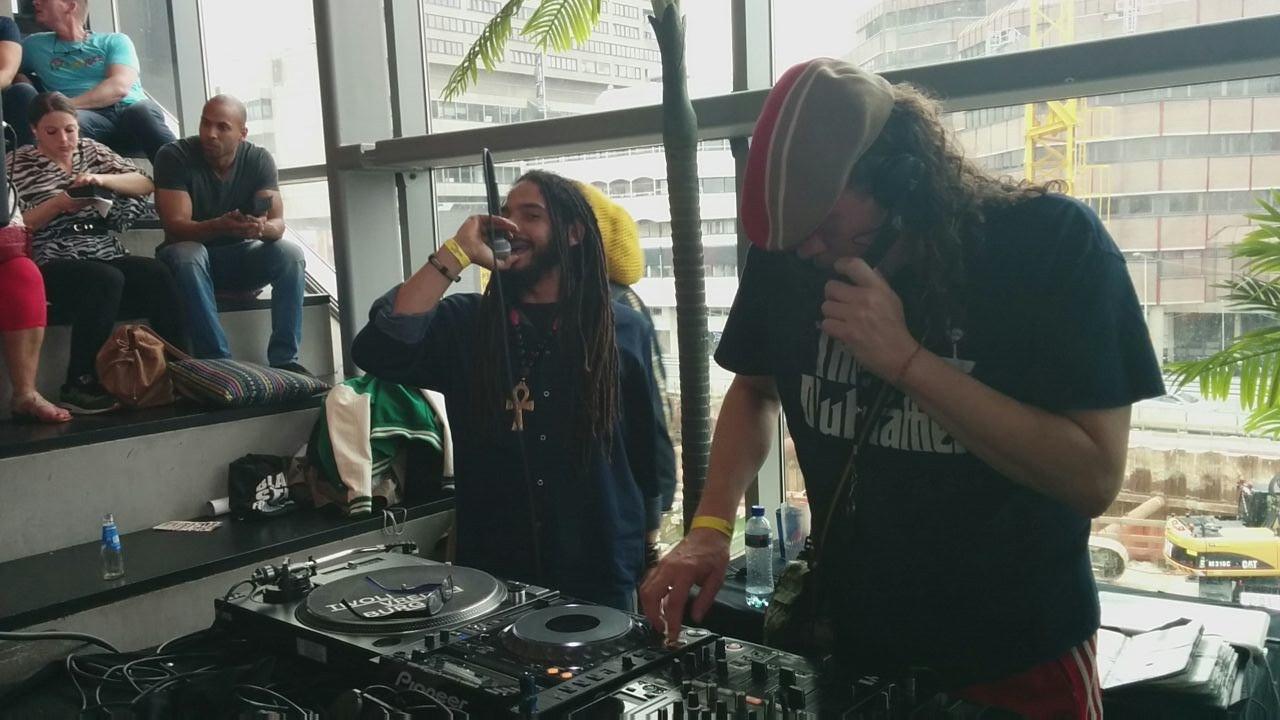 Steve Hendrix & dj Dab @ Reggae Fever