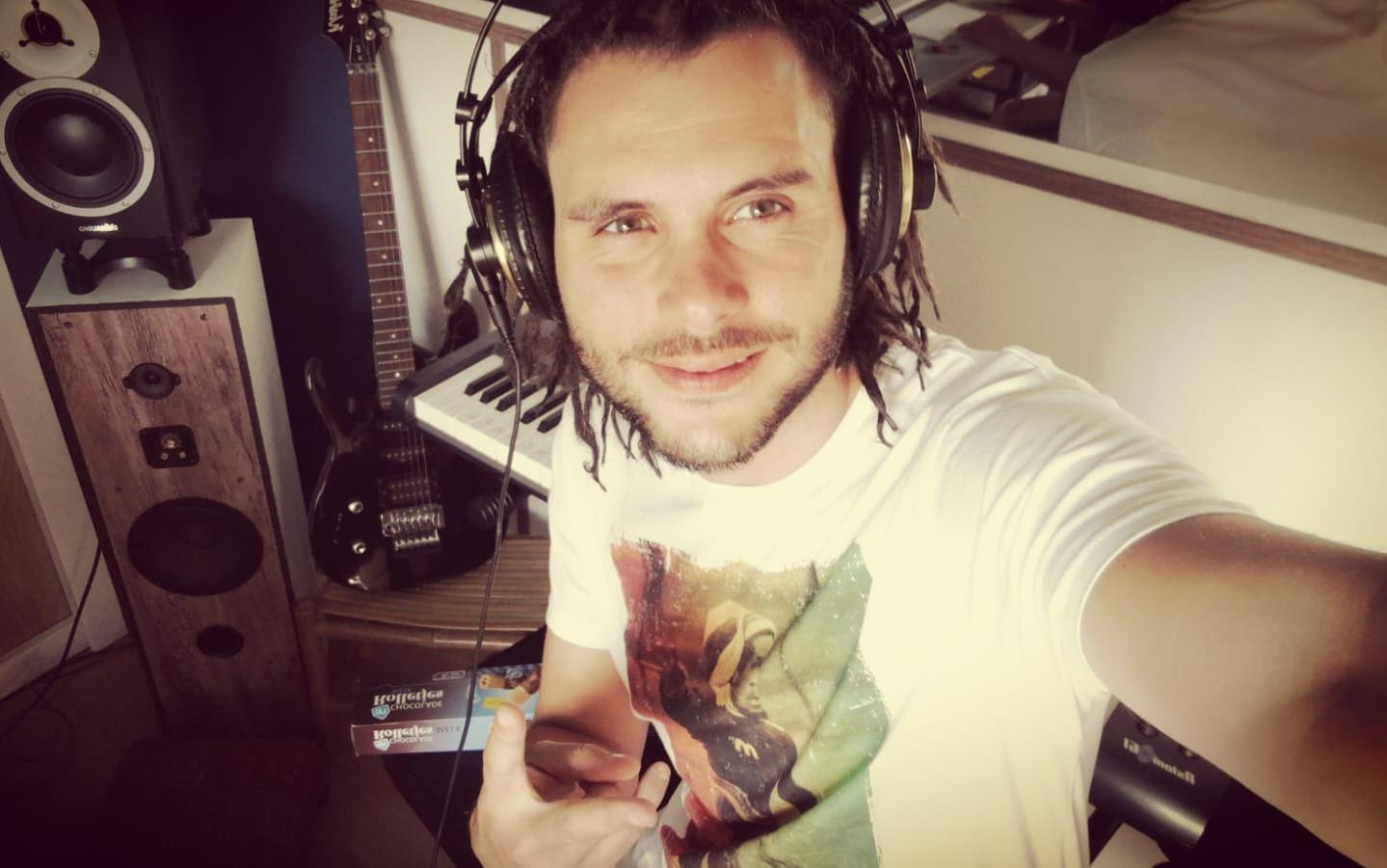 Ras David @ Studio Independart