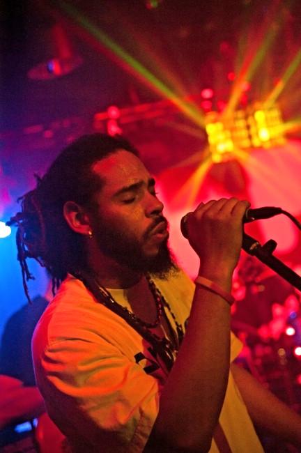 Steve Hendrix @ Reggae Central