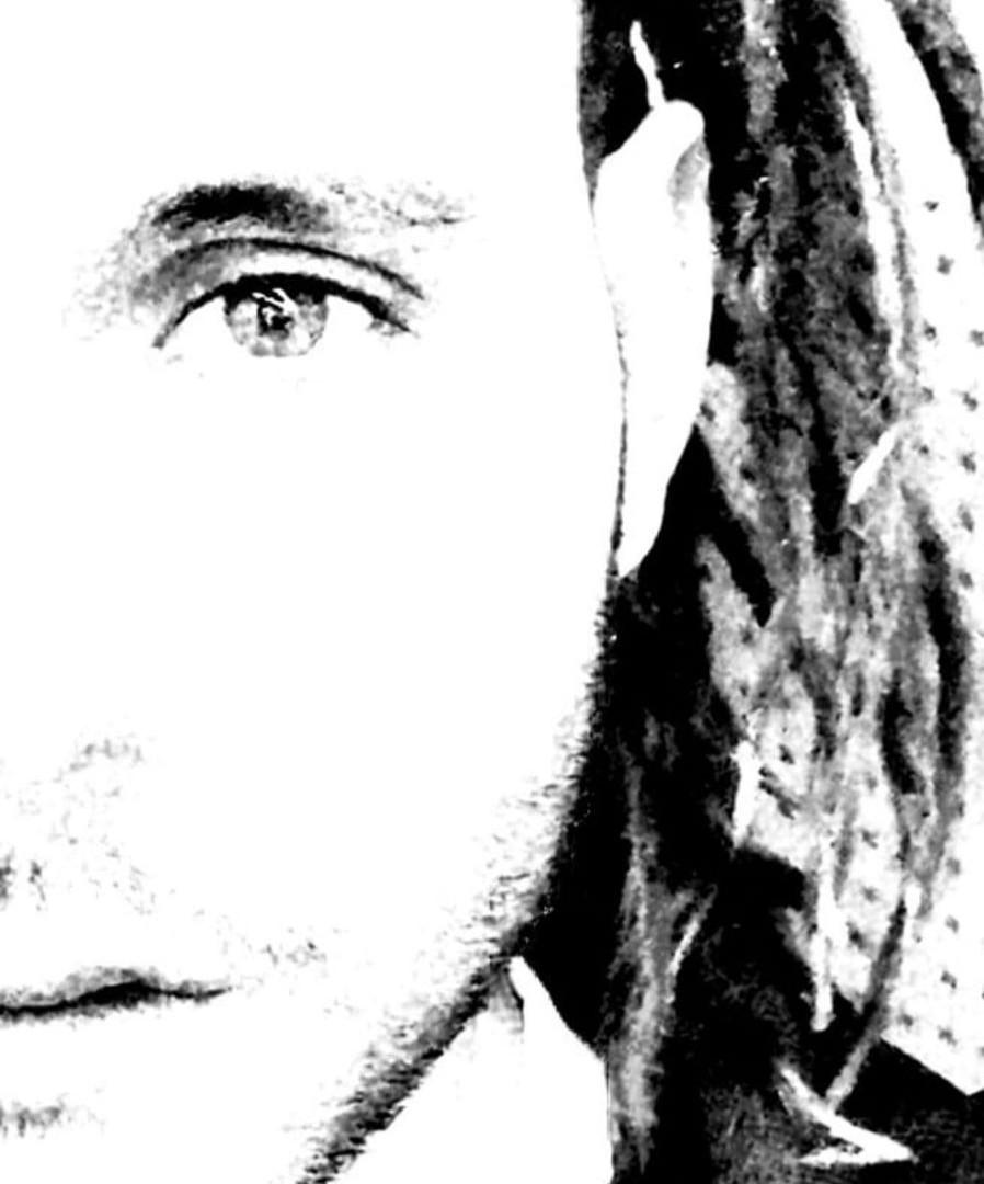 Ras David - Revolution (black/white)