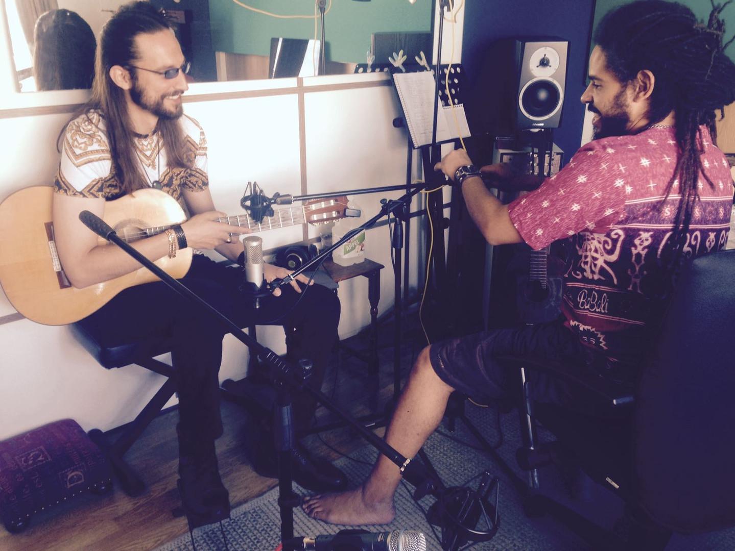 Zarzamora & Steve Hendrix @ Studio Independart