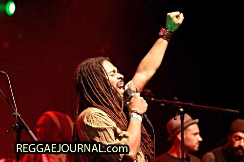 Steve Hendrix @ Jah9