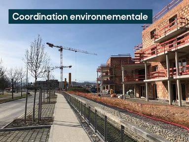 Ubiquiste réalise le suivi et la coordination environnementale de la ZAC Écoquartier de Crolles !