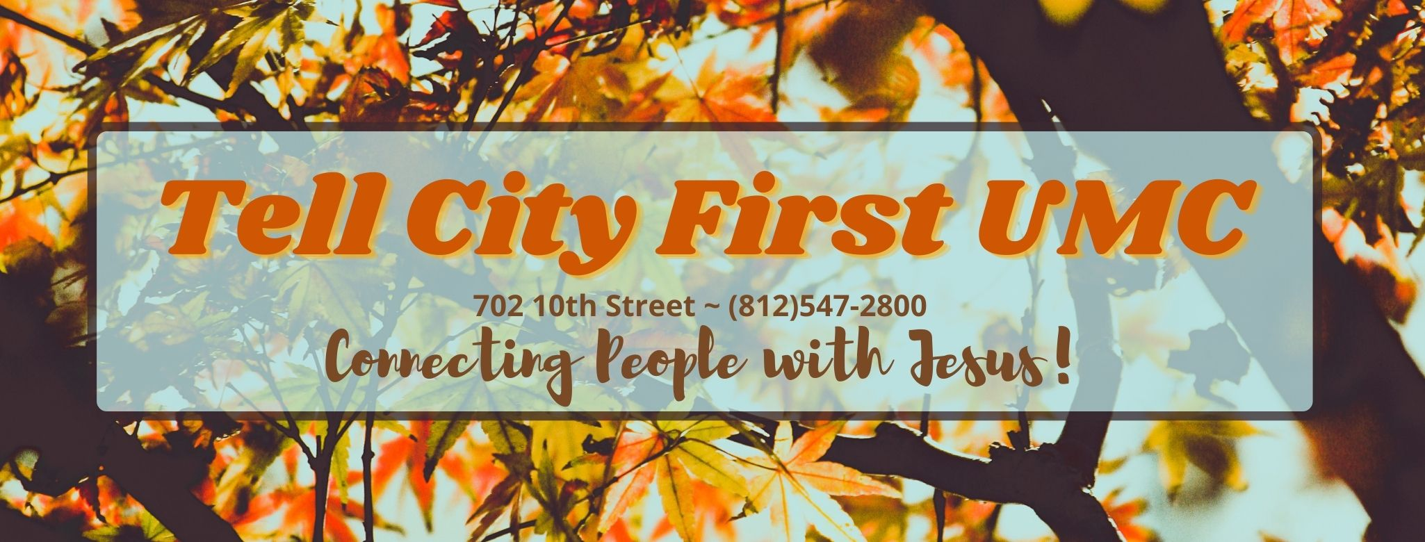 Fall Tell City First UMC