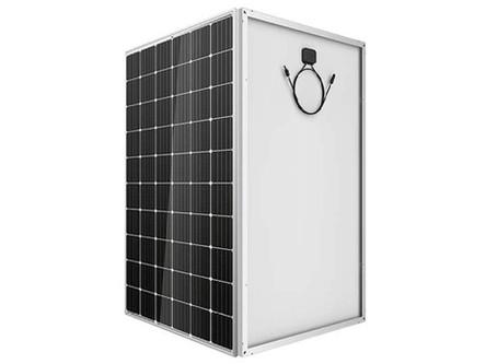 2019 Inbetriebnahme Solaranlage (630 KWp)
