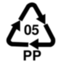 PP Recycling Symbol