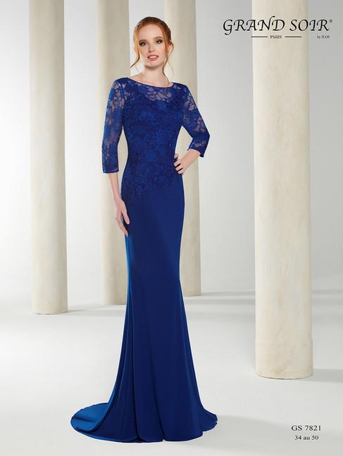 Grand Soir Abendkleid GS-7821