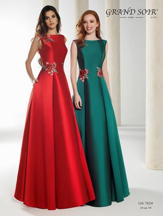 Grand Soir Abendkleid GS-7820