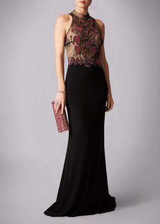 Mascara Abendkleid MC181252G_BLACK_FR1.j