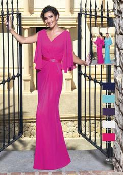 Fashion New York Abendkleid