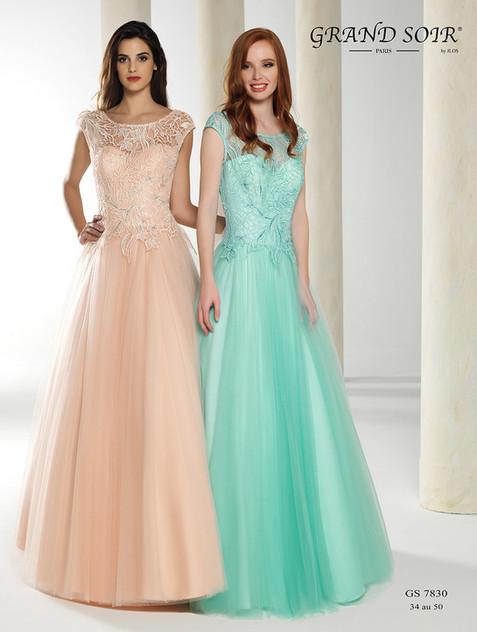 Grand Soir Abendkleid GS-7830