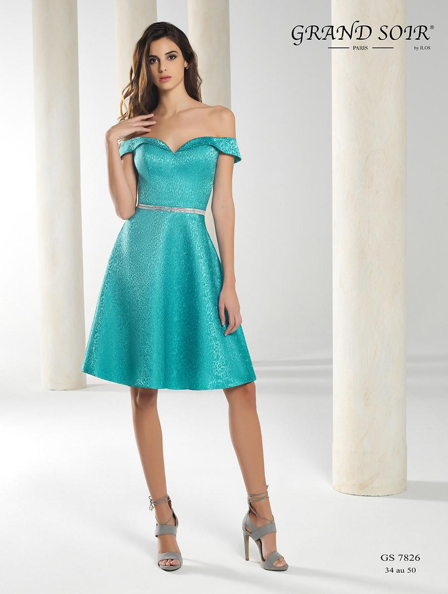 Grand Soir Abendkleid GS-7826