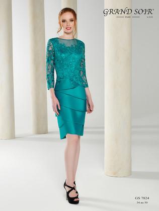 Grand Soir Abendkleid GS-7824