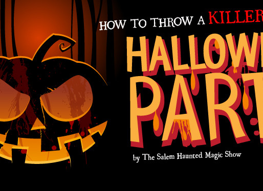 How to Throw a KILLER Halloween Party!