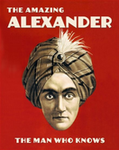 The Amazing Alexander Notebook 8x10   200 Pages