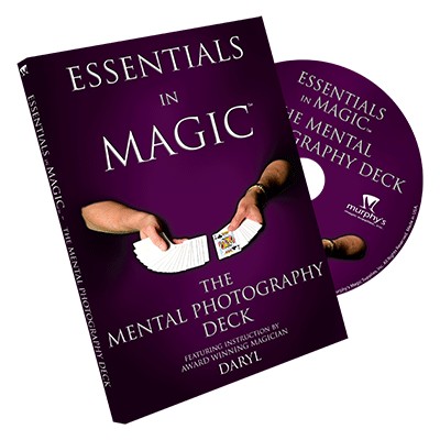 Essentials in Magic - Mental Photography Deck
