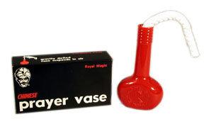 The Prayer Vase!