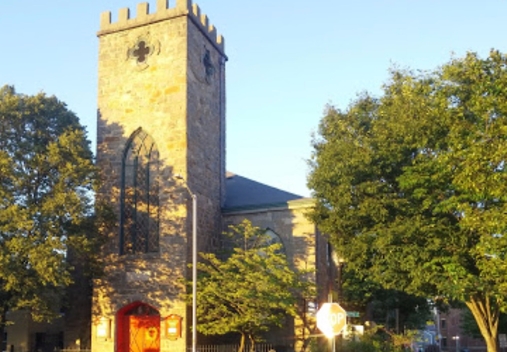 St Peter's Church is the home of the Salem Magic Show