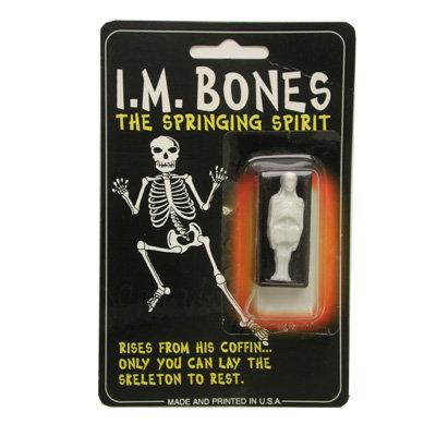 I.M Bones - The Springing Spirit
