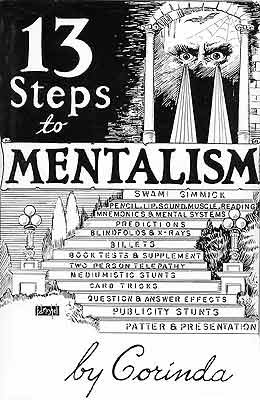 13 Steps to Mentalist by Corinda