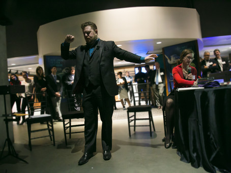 10 Benefits by having a Mentalist at Your Corporate Event in New York City!