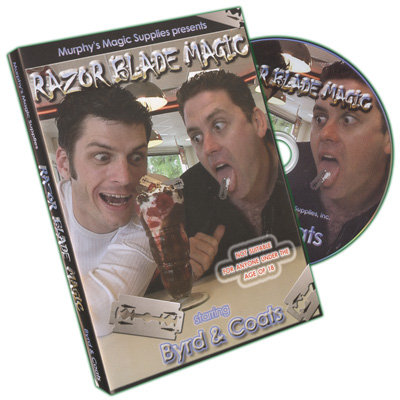 Razor Blade Magic!