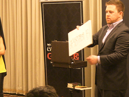 10 Benefits by having a Mentalist at Your Corporate Event in Boston!