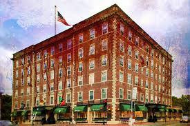 the hawthorne hotel was the salem magic show's original venue in 2011!