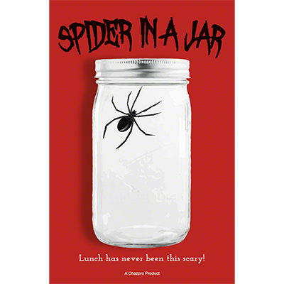 Spider in a Jar!