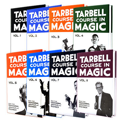Tarbell Course in Magic - Complete Volumes 1-8