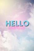 Hello World Journal/ Diary