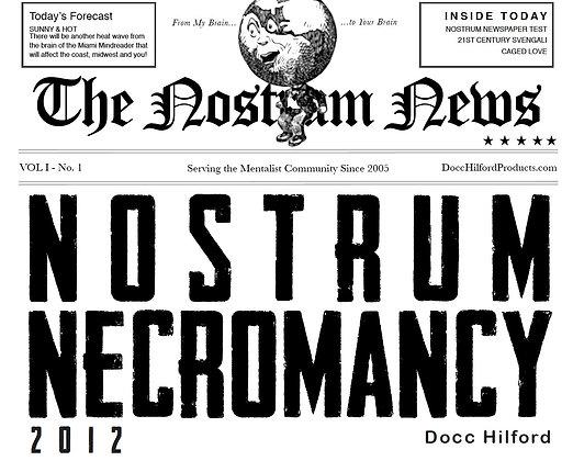 Nostrum Necromany