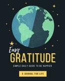 Easy Daily Gratitude Journal