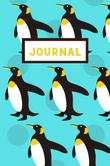 Penguin & Polka Dots Journal/ Diary